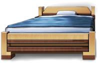 Wooden bed (interior).png
